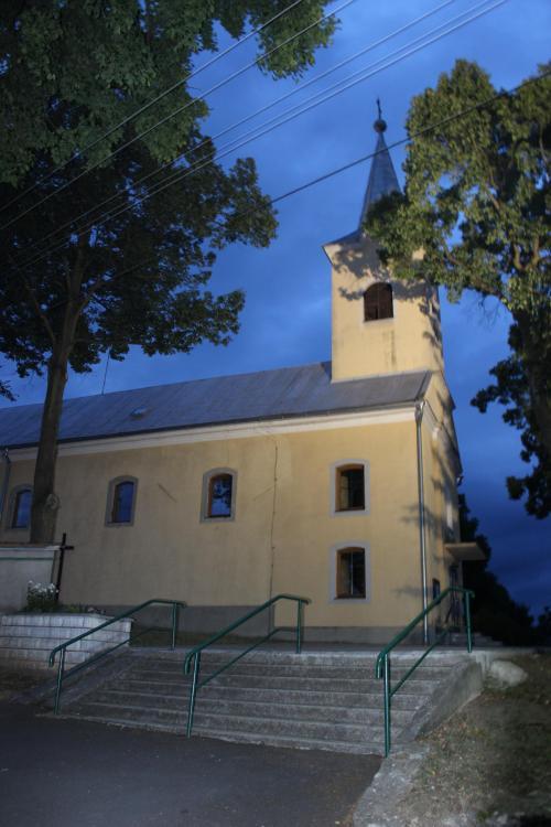 rímsko-katolický kostol sv.Michala
