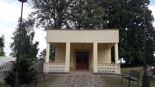 Dom smútku - pôvodný,  pred rekonštrukiou